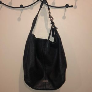 Authentic leather Coach Hobo Handbag